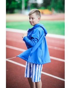 Mėlynos spalvos džemperis