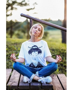 """Marškinėliai """"Japonė"""""""