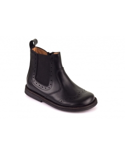 """Chelsea"" juodi auliniai batai"