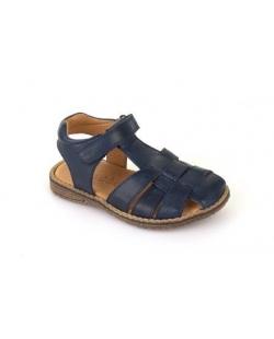 Mėlyni sandalai