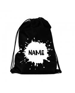 Krepšys sportinei aprangai  su pageidaujamu vardu