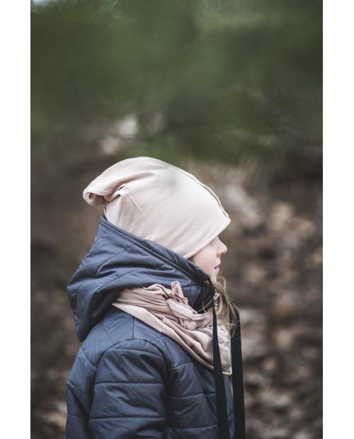Vienguba kepurė rožinė